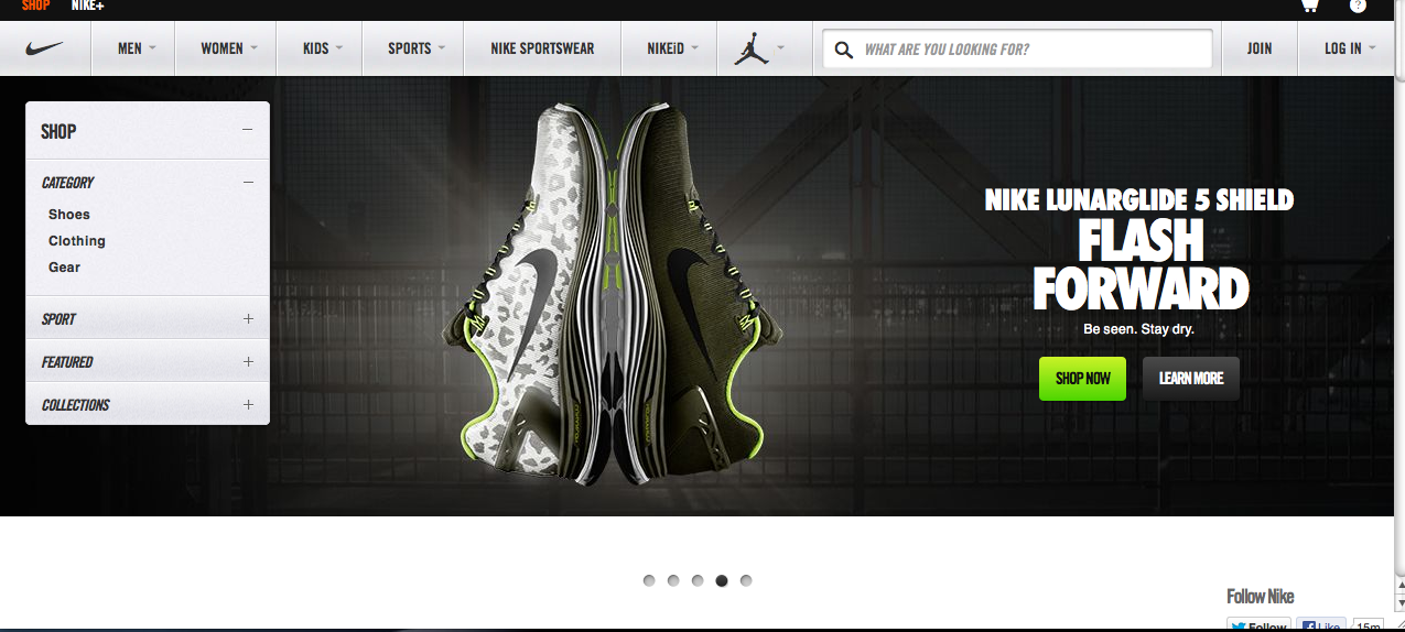 1dcd8dc61e6c Nike Website