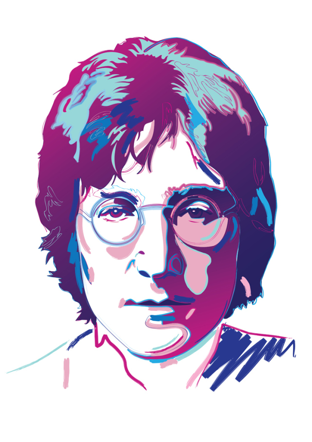 an personal interpretation of imagine a song by john lennon